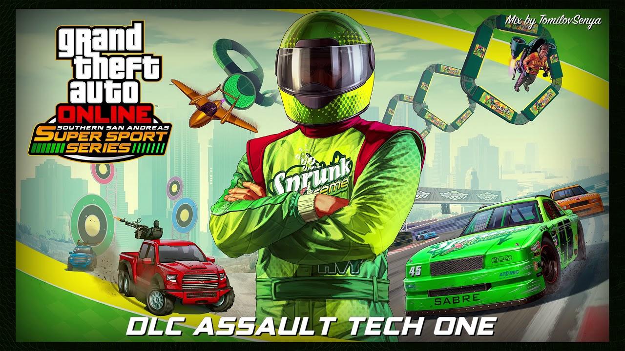 GTA Online: SA Super Sport Series Original Score — DLC Assault Tech One