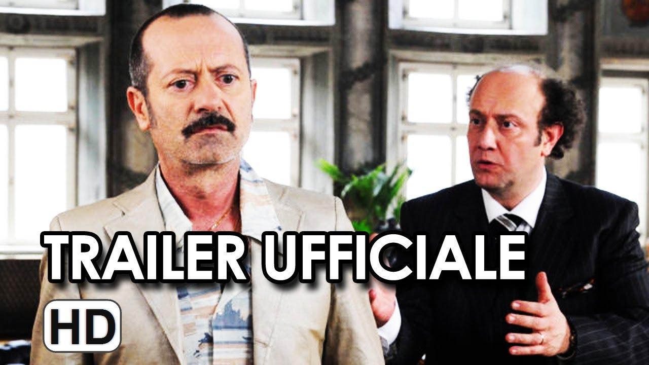 Boss In Salotto.Un Boss In Salotto Trailer Ufficiale 2014 Rocco Papaleo Paola Cortellesi Movie Hd