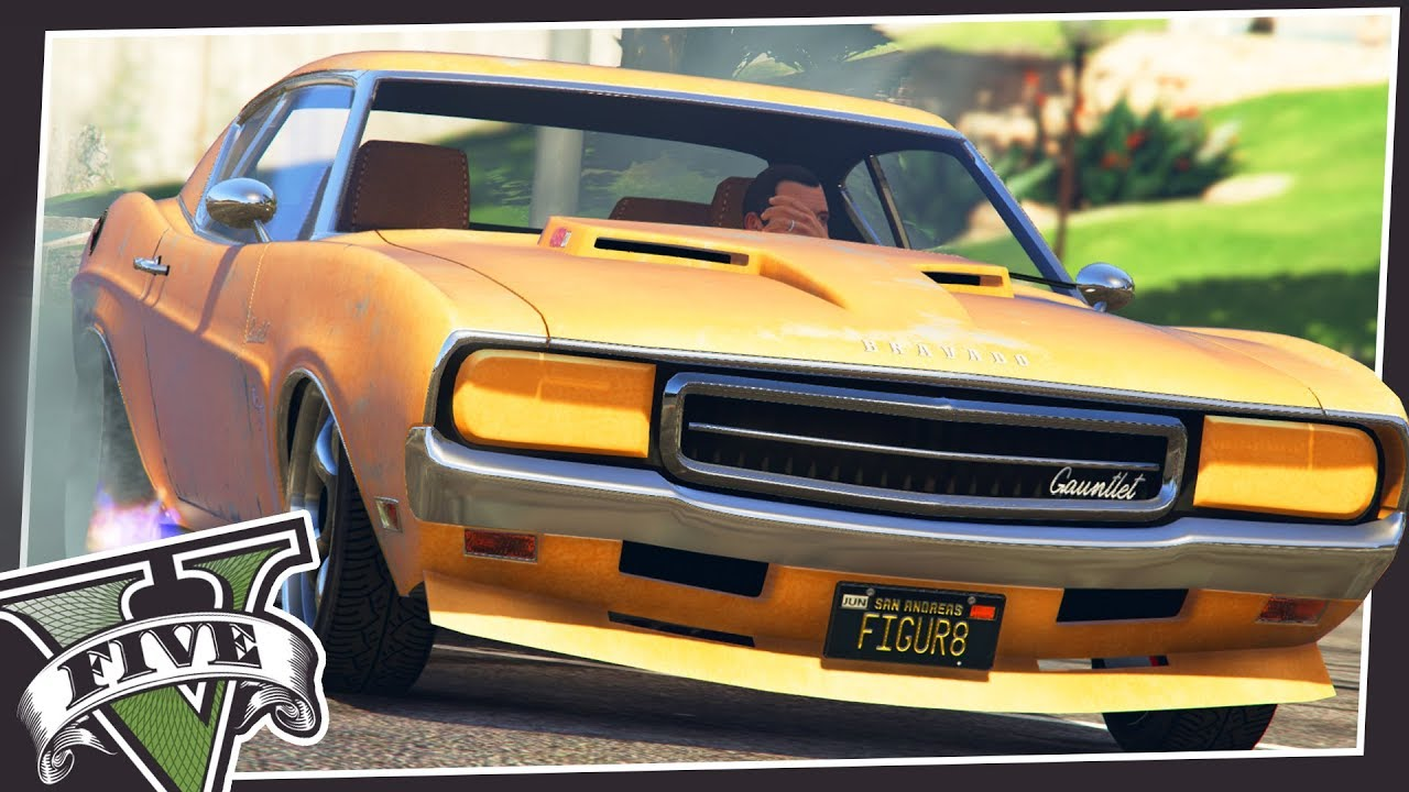 this new muscle car is already my favourite! - youtube