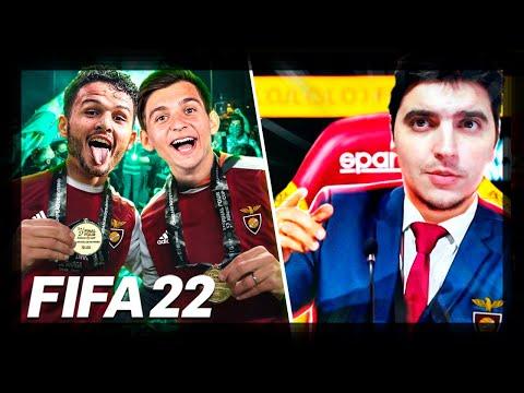 FINAL DA TAÇA DE PORTUGAL #13 | FIFA 22
