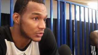 Hoops Talk Out Of Halifax With Chris Wright - Toronto Raptors Training Camp - Halifax, Ns