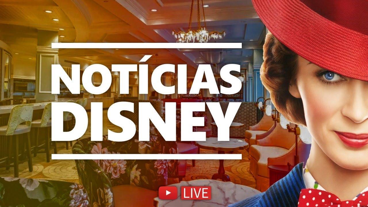 Resumo da semana | Notícias Disney 03/07/21