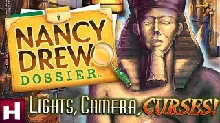 Nancy Drew Dossier: Lights, Camera, Curses Official Trailer | Nancy Drew Games | HeR Interactive
