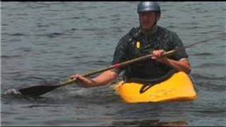 Kayaks : How To Eskimo Roll A Kayak