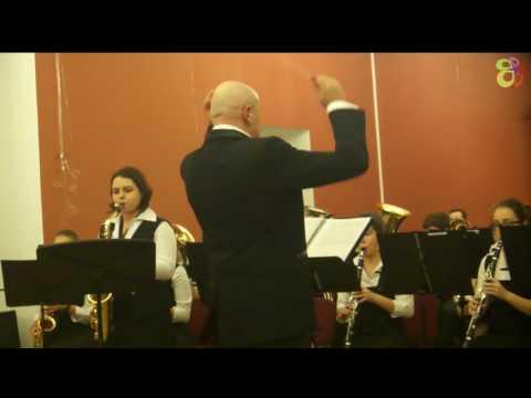 Детский духовой оркестр МАЭСТРО.  Самба Бразилия