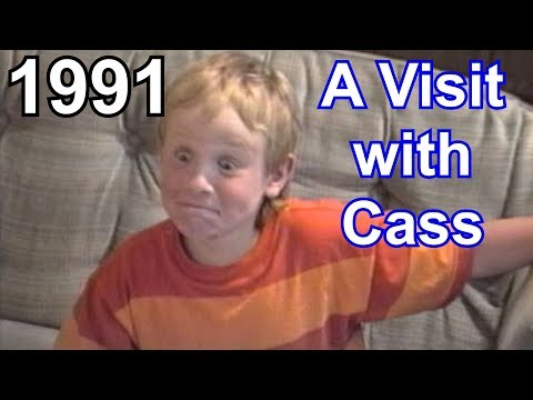 MMC Retro - A Visit with Cass (1991, 60fps)