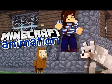 StacyPlays Funny Moments! | Minecraft Animation