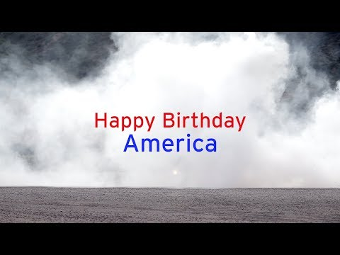 Muscle Car V8 Fireworks for July 4th