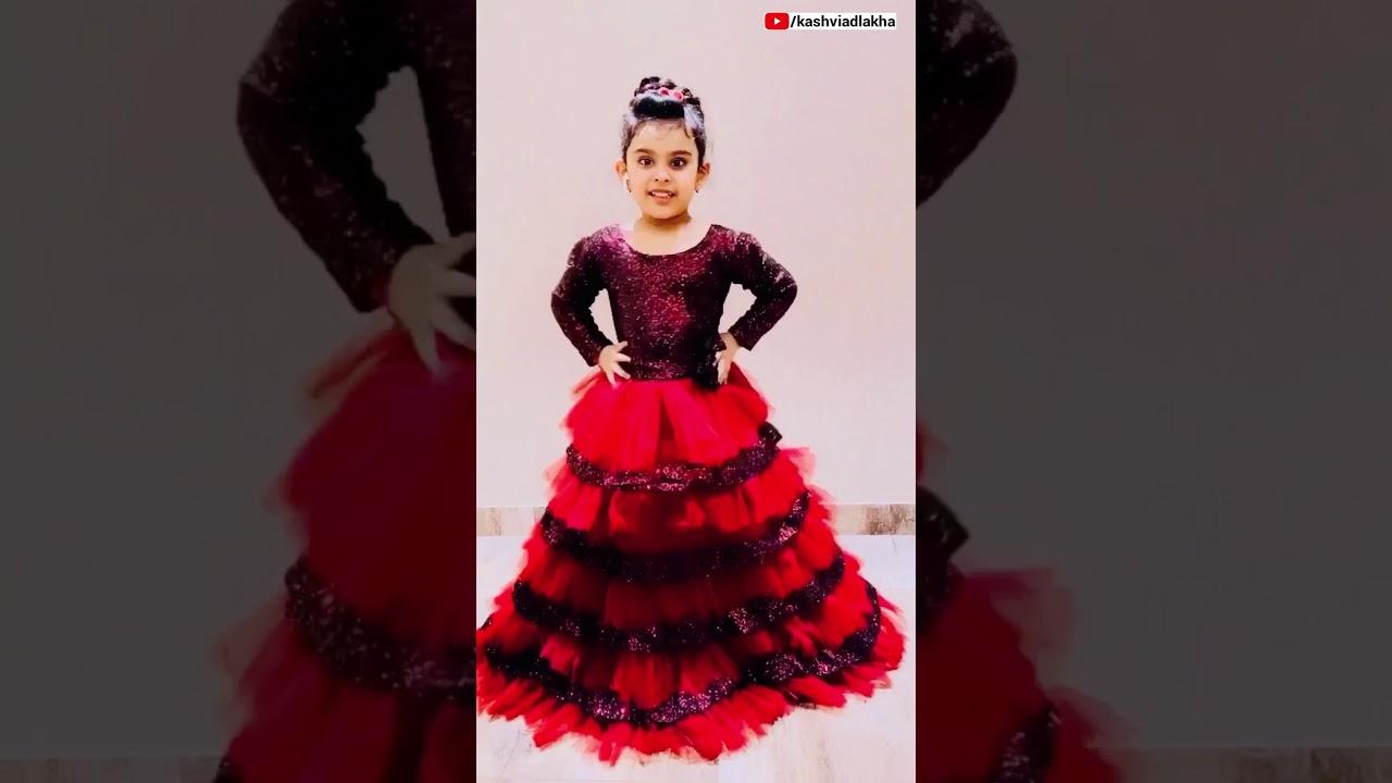 Download Kashvi Dancing On Her Favourite Song #shorts #dance #gururandhawa #trending   KASHVI ADLAKHA