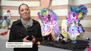 Karnival 2021 - Costume Exhibition - Tad-Deheb