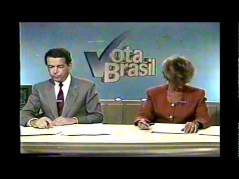 BASTIDORES JORNAL DA MANCHETE 1989 PART 2