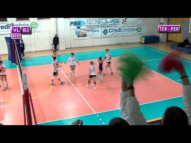 Ternana vs Perugia - 3° Set