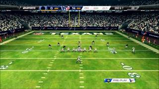 NOT MY QUARTER - MADDEN 25 - Indianapolis Colts vs. Houston Texans - Episode 9