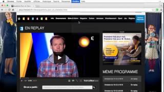 Video Voir Pluzz depuis l'étranger download MP3, 3GP, MP4, WEBM, AVI, FLV November 2017