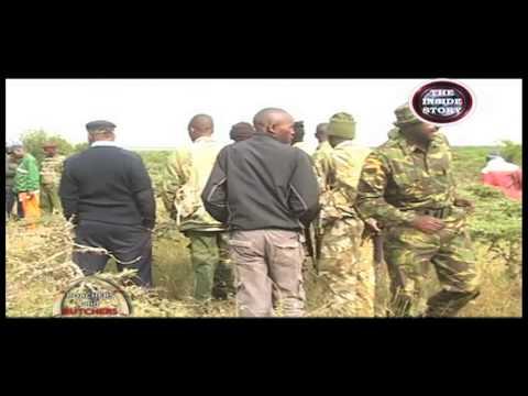 The inside story: Civil servants behind rhino,elephant slaughter by Dennis Onsarigo
