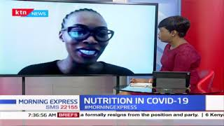Nutrition in Covid-19: Relevant nutrition therapy in Covid-19 | Morning Express