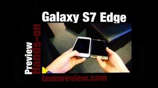 [Full HD] พรีวิว Samsung Galaxy S7 Edge ครบทุกสี เทียบ iPhone 6s Plus
