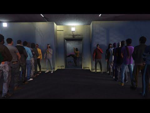 """Vidéo : un fan recrée entièrement le clip """"Au DD"""" de PNL sur GTA 5, plan par plan"""