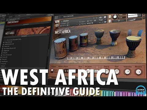 WEST AFRICA for KONTAKT - The Definitive Guide
