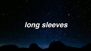 Gambar cover gracie abrams - long sleeves (s l o w e d + reverb) [LYRICS]