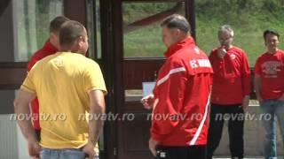 Dinamo a ajuns Mediaş, declaraţii Flavius Stoican - novatv.ro