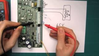 Быстрая проверка шлейфов сигнализации(На примере платы DSC PC1616 показываю как быстро проверить охранные шлейфы подключенные к сигнализации. Обучал..., 2015-05-23T15:55:44.000Z)