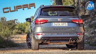 CUPRA Ateca (300hp) - pure SOUND!