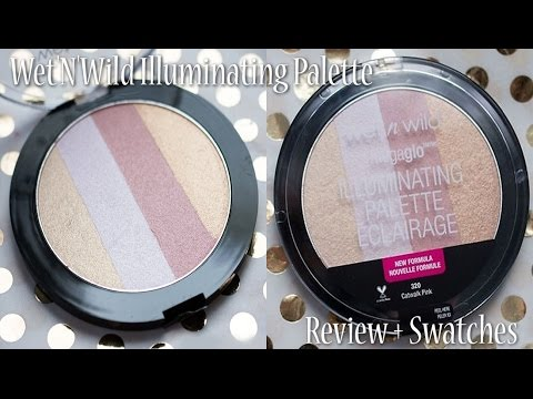 NEW Wet n Wild Mega Cushion Foundation Review! - YouTube