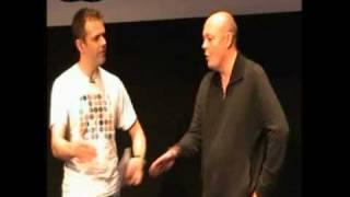 Part 2  Julian Murphy   - Inside the World of Merlin with BAFTA  21 Nov 2009