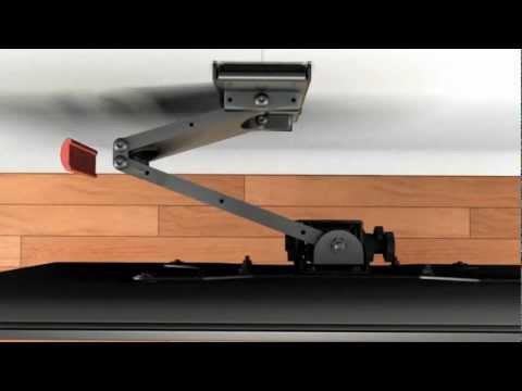 How To Install Your Sanus Vm400 Tv Mount Youtube