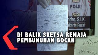 Makna di Balik Sketsa Mengerikan Karya Remaja Pembunuh Bocah dalam Lemari