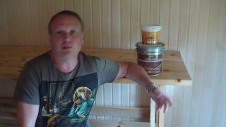 Чем обработать евровагонку и полки в бане.(В этом видео я расскажу и покажу каким средством обработал евровагонку и полки в бане., 2015-07-26T10:53:55.000Z)