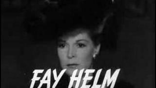 """Phantom lady"" (1944) Trailer"
