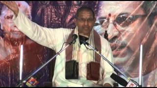 A discourse on Sradha during Pooja by Sri Chaganti Koteswara Rao garu