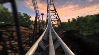 Full Throttle | Six Flags Magic Mountain | 2013 | POV/Off Ride | Stats | New Coaster (30/08/12)