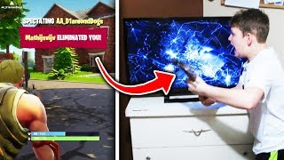 Top 5 Psycho Kid FREAKOUTS ON FORTNITE!