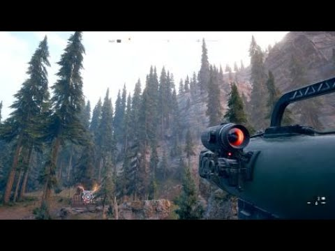 Far Cry 5 - They Lurk In The Trees