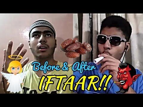 Pendu Pakistani LOG Iftaari Sai PEHLEY Aur Iftaari K BAAD | HiloJulo | Saral Khan