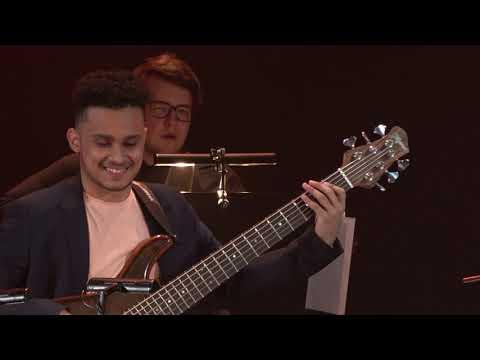 Latvian Radio Big Band   Maria Mendes   Michael Pipoquinha