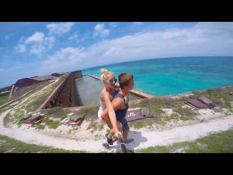 Sailing to the Dry Tortugas