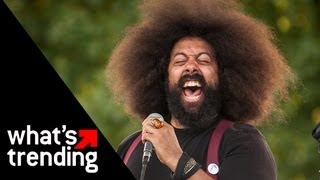 Reggie Watts Performs At David Blaine #Electrified Powered by Intel