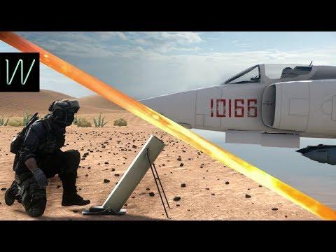UCAV vs Jet - Battlefield 4 China Rising