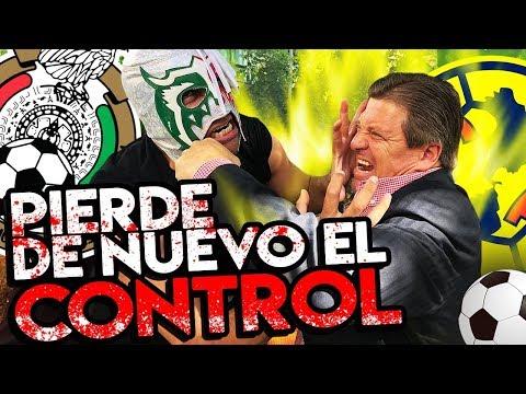 Miguel El Piojo Herrera y Súper Escorpión Dorado al Volante