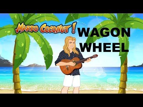 darius rucker wagon wheel acoustic cover lyrics guitar lesson at end youtube. Black Bedroom Furniture Sets. Home Design Ideas