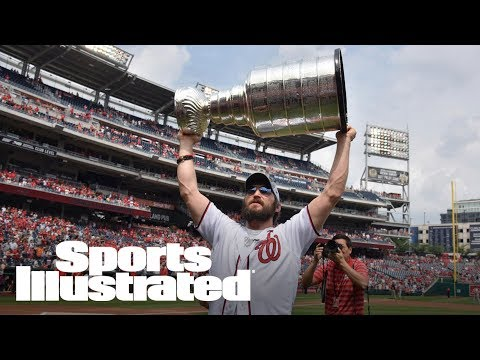 Alexander Ovechkin's Stanley Cup Celebration Is One For The Ages | SI NOW | Sports Illustrated