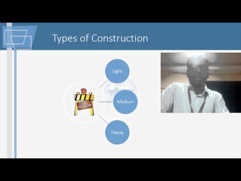 Introduction to Tenders and Contracts in Construction Industry