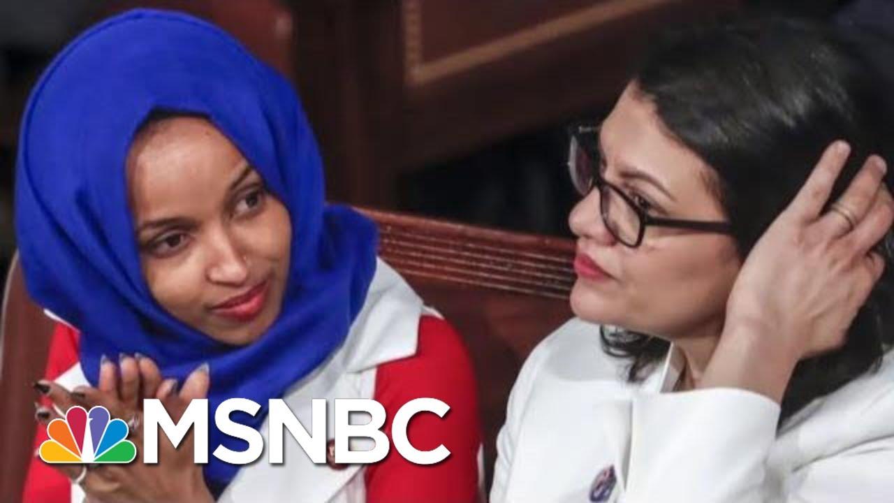Israel To Block Visit By Reps. Ilhan Omar And Rashida Tlaib After Trump Tweet
