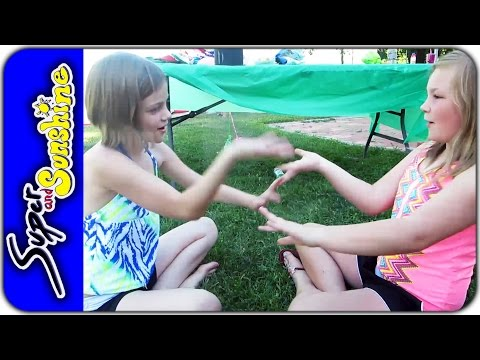 Hand Slap Games Lemonade, Hesitation and more. The girls show us how it is done.