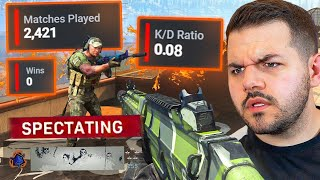 I spectated Warzone Solos for the first time... *SPECTATING SOLOS*