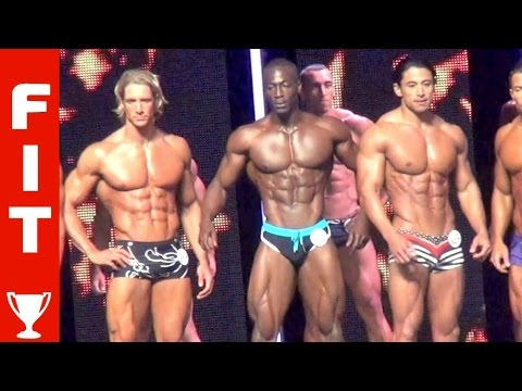 THREE BATTLE FOR WORLD FITNESS TITLE AT WBFF VEGAS